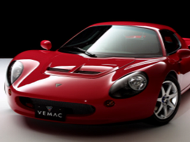 Released small volume production sports car