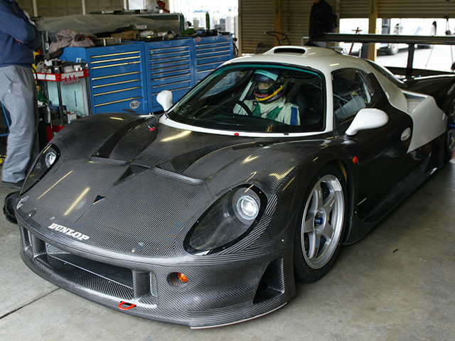 VEMAC RD408R Entered in SUPER GT GT300